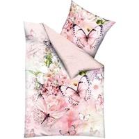 Kaeppel Butterfly Dream rose (155x220+80x80cm)