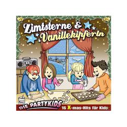 The Party - Zimtsterne & Vanillekipferln (CD)