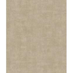 WOW Vliestapete Beton Uni, Steinoptik, (1 St), Sand - 10m x 52cm