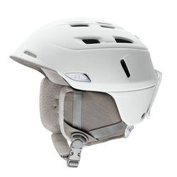 Helm SMITH - Compass Pearl White (HVB)