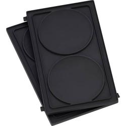 WMF 0415930011 Pancake-Platten Schwarz
