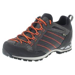 Hanwag MAKRA LOW GTX Asphalt Orange Herren Trekkingschuhe, Grösse: 46.5 (11.5 UK)