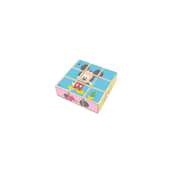 Disney Mickey Mouse Puzzle Mickey Mouse Block Puzzle, Puzzleteile