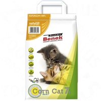 Super Benek Corn Cat Natural 7 l