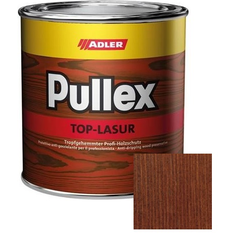 Adler PULLEX TOP-LASUR - afzelia 2,5 l  + Geschenk zur Bestellung