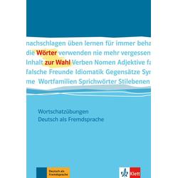 Wörter zur Wahl als Buch von Magda Ferenbach/ Ingrid Schüßler