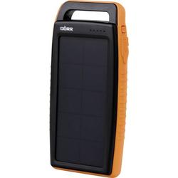 DÖRR SC-15000 or 15Ah 980552 Solar-Powerbank Ladestrom Solarzelle 220mA Kapazität (mAh, Ah) 15Ah