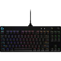 Logitech G Pro Gaming Tastatur DE schwarz