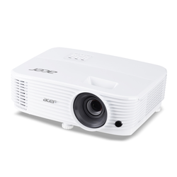 Acer P1155 SVGA Beamer - SVGA, 4.000 ANSI Lumen, 20000:1 Kontrast, 2x HDMI, 3x VGA