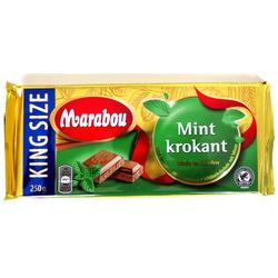 Marabou Mint Krokant 250g