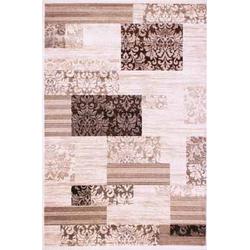 Teppich Patchwork Art - (Beige)
