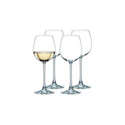 Nachtmann Weißweinglas Vivendi Weißweinglas 4er Set, Kristallglas