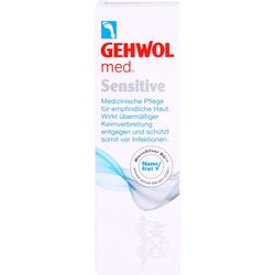 GEHWOL MED sensitive Creme 125 ml