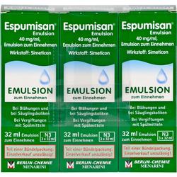 ESPUMISAN Emulsion 96 ml