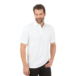 Trigema Business-Poloshirt weiß XL