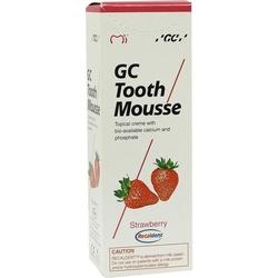 GC Tooth Mousse Erdbeere 40 g
