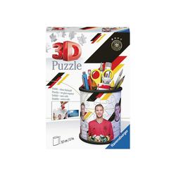 Ravensburger 3D-Puzzle Pencil Cup Die Mannschaft EM20, Puzzleteile
