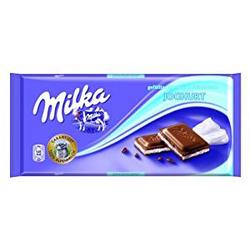 Mondelēz Milka Joghurt Schokolade 100g