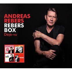 Andreas Rebers - Box als Hörbuch CD von Andreas Rebers
