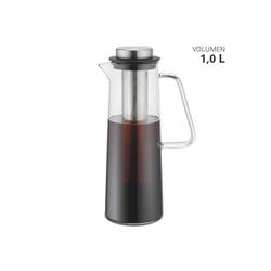 Weis Wasserkrug Weis Glaskaraffe Karaffe 1 Liter