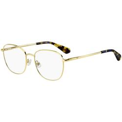 KATE SPADE NEW YORK Brille MAKENSIE goldfarben