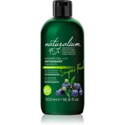 Naturalium Super Food Blueberry energiespendendes Duschgel 500 ml