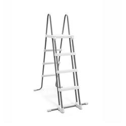 Intex Poolleiter INTEX Leiter für Pools von 122 cm Höhe Poolleiter Einstiegsleiter (1-St)