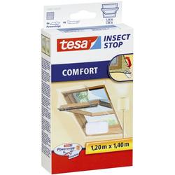TESA 55881 00020 00  1,2x1,4m Fliegengitter Dachfenster weiß