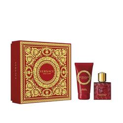 Versace Geschenk-Set Versace Eros Flame Giftset