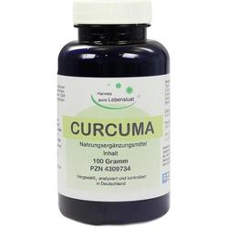 Curcuma Pulver