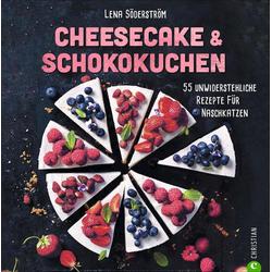 Cheesecake & Schokokuchen als Buch von Lena Söderström