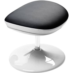 Medisana RS 650 Fußhocker zu Massagesessel Weiß, Schwarz