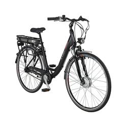 "CHRISSON, E-Bike City Damen, 28 "", 7-Gang, 13.4 Ah rot"