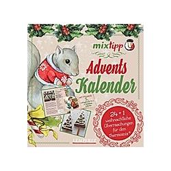 mixtipp: Adventskalender - Kalender