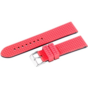 Ersatz-Armband für Armband-Uhren, rot