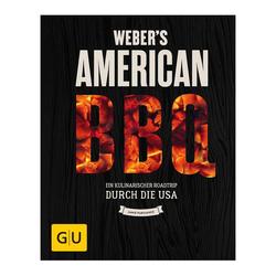 Weber Grillbuch American Barbecue Schwarz
