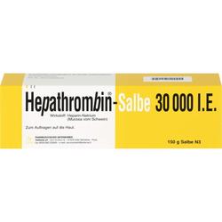 HEPATHROMBIN Salbe 30.000 150 g