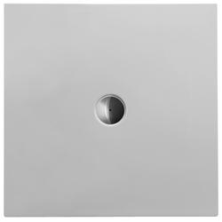Duravit Quadrat-Duschwanne DURAPLAN bodenbündig 900 x 900 x 35 mm weiß