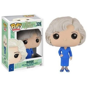 "Funko 9121 Golden Girls 9121 ""POP Vinyl Rose"" Action Figure"