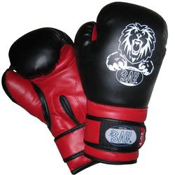 BAY-Sports Boxhandschuhe Discount Leon Kinderboxhandschuhe Kinder Boxen 4 Unzen