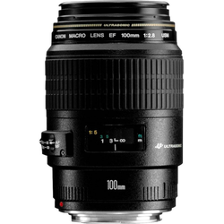 Canon EF 100mm f/2.8 Makro USM Makroobjektiv