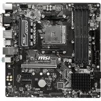 MSI B450M PRO-VDH Max AM4 Micro ATX AMD B450