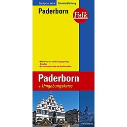 Falk Plan Paderborn - Buch