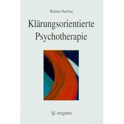 Klärungsorientierte Psychotherapie