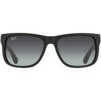 Ray Ban Justin RB4165 55mm black / grey gradient