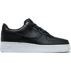 Nike Men's Air Force 1 '07 black/ white, 43