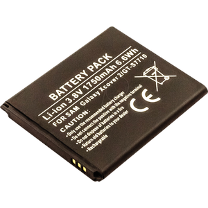 AKKU 13192 - Smartphone-Akku für Samsung-Geräte, Li-Ion, 1750 mAh