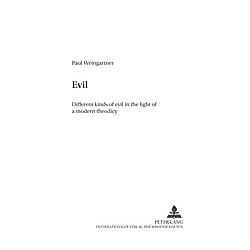 Evil. Paul Weingartner  - Buch