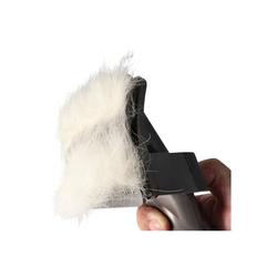 AccuCell Staubsaugerrohr Hundehaarbürste, Tierhaarbürste passend für den St