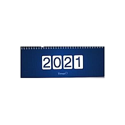 Tischkalender 2021 Königsblau